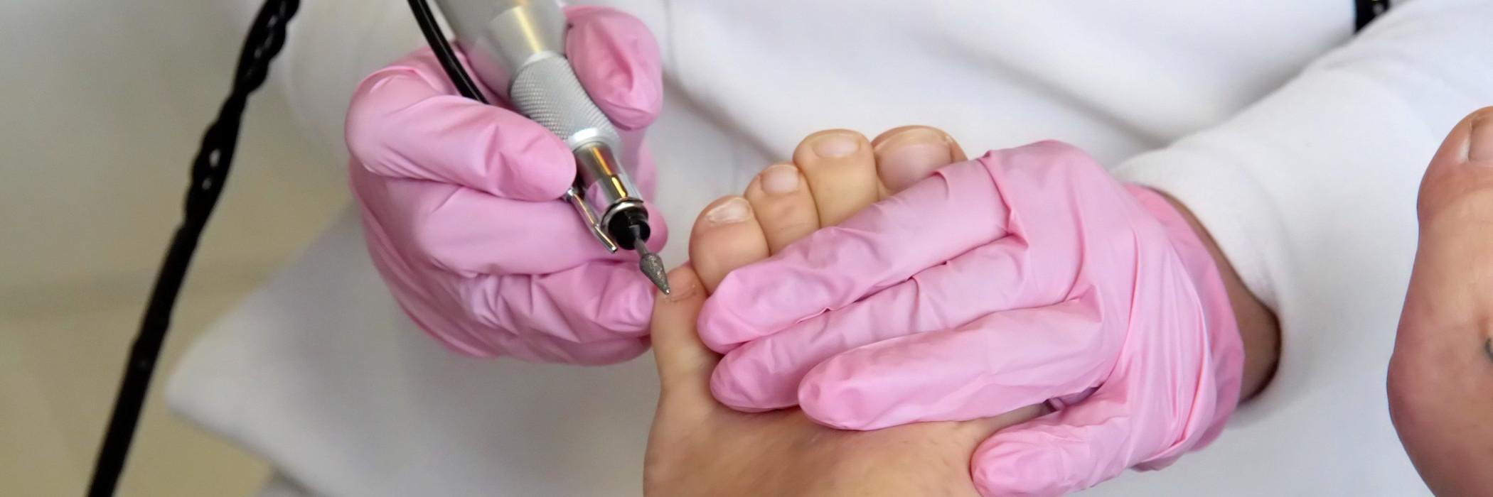 Pedicure en medische pedicure